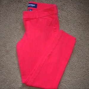 Old Navy capris pants